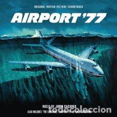 CDs de Música: AIRPORT '77 / THE CONCORDE... AIRPORT '79 COMPOSITOR JOHN CACAVAS Y LALO SCHIFRIN. Lote 210772710