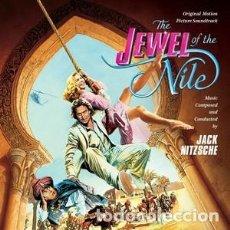 CDs de Música: LA JOYA DEL NILO - THE JEWEL OF THE NILE COMPOSITOR: JACK NITZSCHE. Lote 210775231
