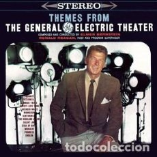 CDs de Música: THEMES FROM THE GENERAL ELECTRIC THEATER COMPOSITOR: ELMER BERNSTEIN. Lote 210776379