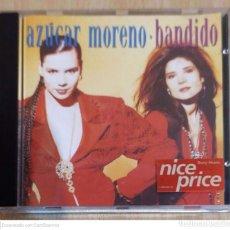 CDs de Música: AZUCAR MORENO (BANDIDO) CD 1990. Lote 210776519