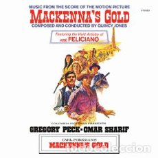 CDs de Música: MACKENNA'S GOLD / IN COLD BLOOD COMPOSITOR: QUINCY JONES. Lote 210781361