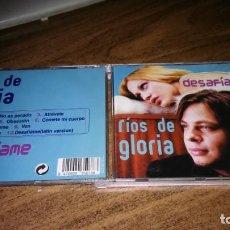 CDs de Música: RIOS DE GLORIA - DESAFIAME (HORUS, 2001). Lote 210785324