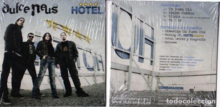 DULCE NEUS - HOTEL CUATRO ESTRELLAS (Música - CD's Heavy Metal)