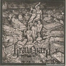 CDs de Música: GRAVEYARD - ONE WHIT THE DEAD. Lote 210791186