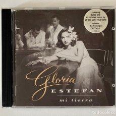 CDs de Música: CD GLORIA ESTEFAN - MI TIERRA. Lote 210794616