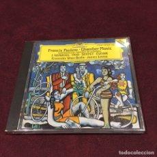 CDs de Música: FRANCIS POULENC - CD. Lote 210799125