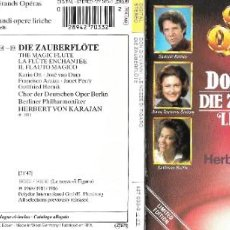CDs de Música: GREAT OPERA - MOZART - LIMITED EDITION. Lote 210806845