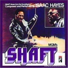 CDs de Música: SHAFT - BANDA SONORA DE ISAAC HAYES. Lote 210806930