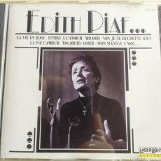 CDs de Música: EDITH PIAF / EDITH PIAF / CD ORIGINAL. Lote 210807944
