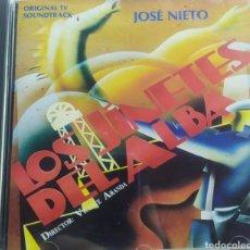 CDs de Música: LOS JINETES DEL ALBA / B. S. O DE JOSÉ NIETO / CD ORIGINAL. Lote 210810215