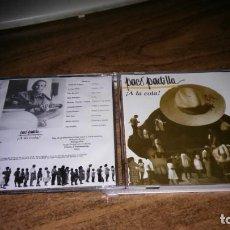 CDs de Música: PACO PADILLA - A LA COLA. Lote 210818152