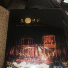 CDs de Música: 2 CD 1 DVD ROBE 'BIENVENIDOS AL TEMPORAL' EXTREMODURO. Lote 210818992