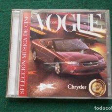 CDs de Música: VOGUE MUSICA DE CINE. Lote 210819671