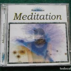 CDs de Música: MEDITATIÓN NEW DREAM. Lote 210820642