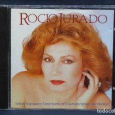 CDs de Música: ROCIO JURADO - SEÑORA - CD. Lote 210832457
