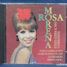 CDs de Música: ROSA MORENA - ECHALE GUINA AL PAVO - CD. Lote 210835801