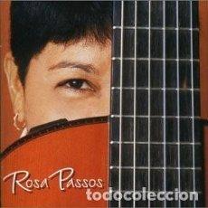 CDs de Música: ROSA PASSOS – MORADA DO SAMBA - OFERTA 3X2 - NUEVO Y PRECINTADO. Lote 210842199