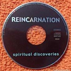 CDs de Música: 2 CDS MÚSICA REINCARNATION Y THE SPIRITUAL WORLD OF MASSAGE- SPIRITUAL DISCOVERIES. Lote 210855531