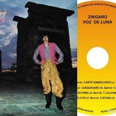 CDs de Música: ZINGARO. Lote 210927652