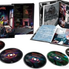 CDs de Música: MARILLION - SCRIPT FOR A JESTER'S TEAR | LIMITED EDITION 4CD + BLU RAY + 60 PAG BOOKLET | NUEVO. Lote 210932866