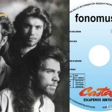 CDs de Música: CASTA ESCAPEMOS JUNTOS. Lote 210933099