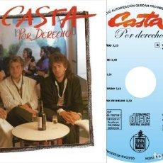 CDs de Música: CASTA POR DERECHO. Lote 210933171