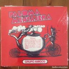CDs de Música: GRUPO AMIGOS - PALOMA MENSAJERA (1973) - CD GUERSSEN 2007 NUEVO. Lote 210934790
