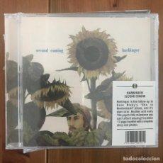 CDs de Música: HARBINGER - SECOND COMING (1970) - CD GUERSSEN 2009 NUEVO - DAVE BIXBY. Lote 210934924