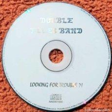 CDs de Música: CD MÚSICA DOUBLE BLUES BAND LOOKIN FOR TROUBLE - ORIGINAL. Lote 210935317