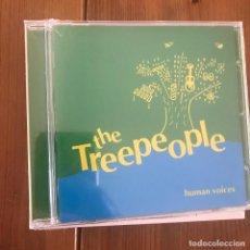 CDs de Música: TREE PEOPLE - HUMAN VOICES (1984) - CD GUERSSEN 2009 NUEVO. Lote 210935459