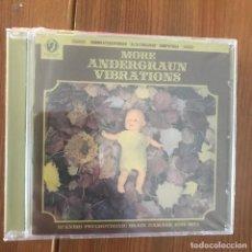 CDs de Música: VV.AA. - MORE ANDERGRAUN VIBRATIONS - CD HUNDERGRUM 2009 NUEVO. Lote 210936102
