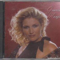 CDs de Música: GRACIA MONJE - MISMO TITULO / CD ALBUM DEL 2001 / MUY BUEN ESTADO RF-6647. Lote 210937842