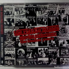 CDs de Música: THE ROLLING STONES - THE SINGLES COLLECTION (THE LONDON YEARS) - TRIPLE CD 3XCD 2002 - ABCKO. Lote 210938202