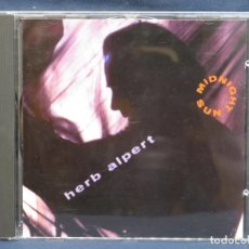 CDs de Música: HERB ALPERT - MIDNIGHT SUN - CD. Lote 210938372