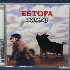 CDs de Música: ESTOPA - DESTRANGIS - CD. Lote 210940099