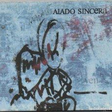 CDs de Música: AIARO SINCERA - VEN / CD ALBUM DEL 2005 / MUY BUEN ESTADO RF-6655. Lote 210940265