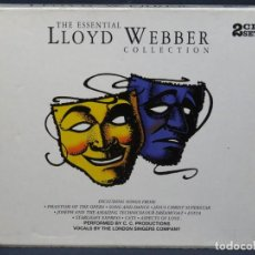 CDs de Música: THE ESSENTIAL LLOYD WEBBER COLLECTION - 2 CD. Lote 210940389