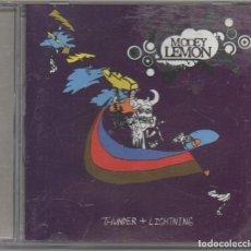 CDs de Música: MONEY LEMON - THUNDER + LIGHTNING / CD ALBUM DEL 2004 / MUY BUEN ESTADO RF-6657. Lote 210940455