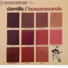 CDs de Música: DAMILLS 'BOSSANOVANDO'. Lote 210944310