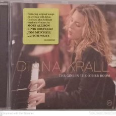 CDs de Música: DIANA KRALL 'THE GIRL IN THE OTHER ROOM'. Lote 210944517