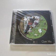 CDs de Música: 0720- QUIM VILA CANCONS D INTENTS D UN PAIS /1 CD NUEVO !PRECINTADO LIQUIDACIÓN. Lote 210950784