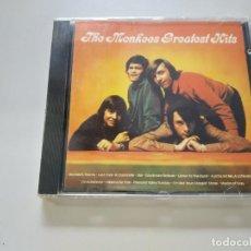 CDs de Música: 0720- THE MONKEES GREATEST HITS CD NUEVO !PRECINTADO LIQUIDACIÓN. Lote 210952072