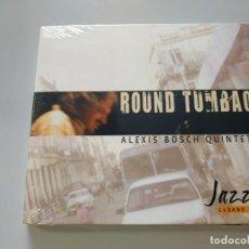 CDs de Música: 0720- ROUND TUMBAO ALEXIS BOSH QUINTETO CD NUEVO !PRECINTADO LIQUIDACIÓN. Lote 210953115