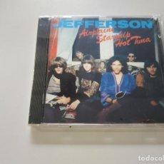 CDs de Música: 0720- JEFFERSON AIRPLANE STARSHIPS HOT TUNA CD NUEVO !PRECINTADO LIQUIDACIÓN. Lote 210955837