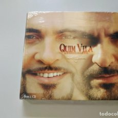 CDs de Música: 0720- QUIM VILA EUTANASIA COLLECTIVA MOLTES GRACIES 2 CD NUEVO !PRECINTADO LIQUIDACIÓN. Lote 210956590