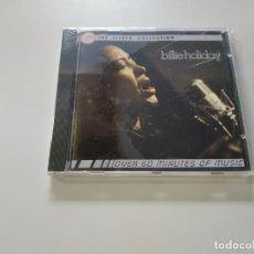 CDs de Música: 0720- BILLIE HOLIDAY VERVE SILVER COLLECTION 1990 CD NUEVO !PRECINTADO LIQUIDACIÓN. Lote 210958059