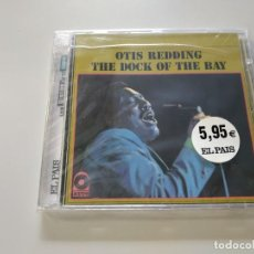 CDs de Música: 0720-OTIS REDDING THE DOCK OF THE BAY CD NUEVO !PRECINTADO LIQUIDACIÓN. Lote 210958410