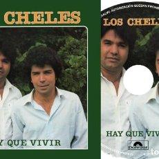CDs de Música: LOS CHELES. Lote 210961027