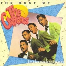 CDs de Música: CD THE BEST OF CLEFTONES ( POWER ROCK AND ROLL & SOUL). Lote 210977197