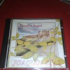 CDs de Música: JOAQUÍN DÍAZ, DEVOTOS LLEGAD...C.D ,. Lote 210980882